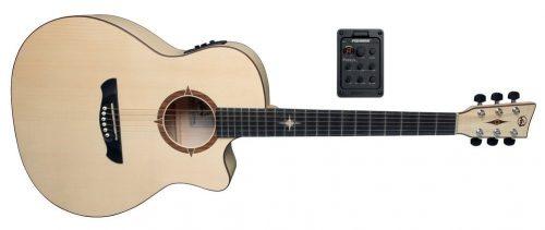 Elektro-akustična kitara P-20 CE Polaris VGS