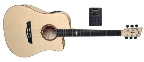 Elektro-akustična kitara P-10 CE Polaris VGS