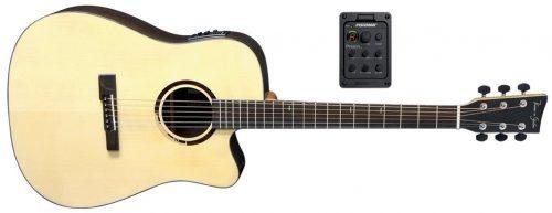 Elektro-akustična kitara R-10 CE Rose VGS