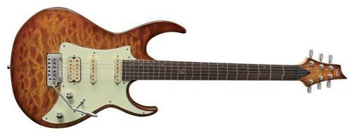 Električna kitara Radioactive TD-Special V Pro VGS