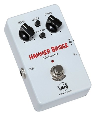 Efekt pedal Hammer Bridge Lead Distortion VGS