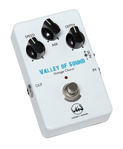 Efekt pedal Valley Of Sound Chorus VGS