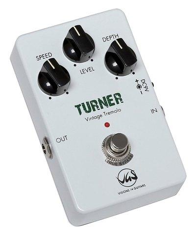 Efekt pedal Turner Tremolo VGS