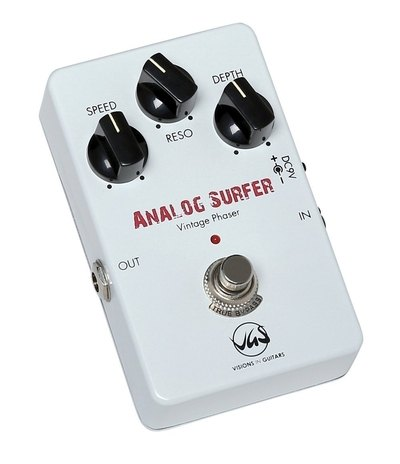 Efekt pedal Analogue Surfer Phase Shifter VGS