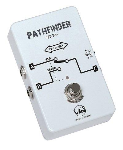 Efekt pedal Pathfinder A/B-BOX VGS