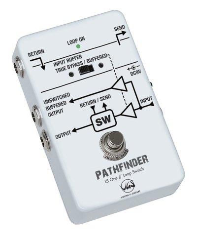 Efekt pedal Pathfinder LS-One VGS
