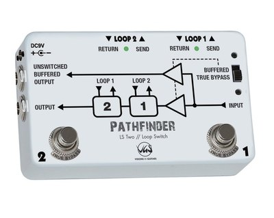 Efekt pedal Pathfinder LS-Two VGS