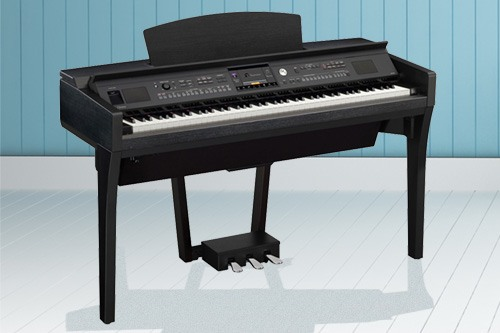 Električni klavir CVP Clavinova