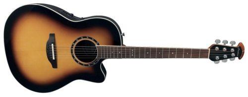 Elektro-akustična kitara Ovation Standard Balladeer Deep Contour Cutaway Gewa