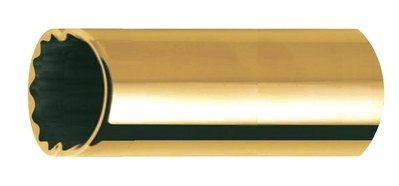 Drsnik Clayton Socket Slide Brass Gewa