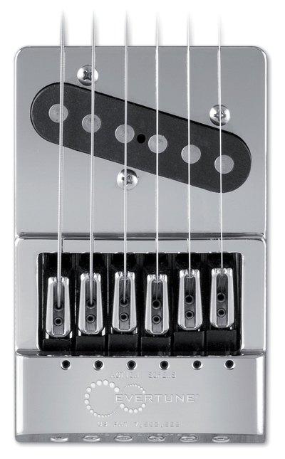 Mostiček za električno kitaro Evertune T-Style Gewa