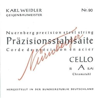 Struna za violončelo Precision Nürnberger
