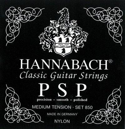 Strune za klasično kitaro Serija 850 PSP Hannabach