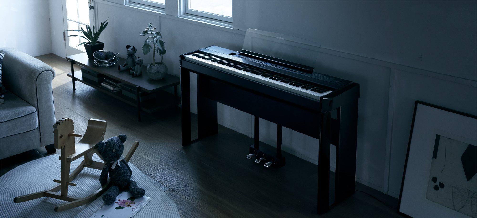 Yamahina nova električna klaviatura P-515