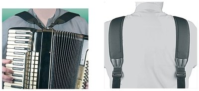 Naramnice za harmoniko Mega Accordion Harness Neotech