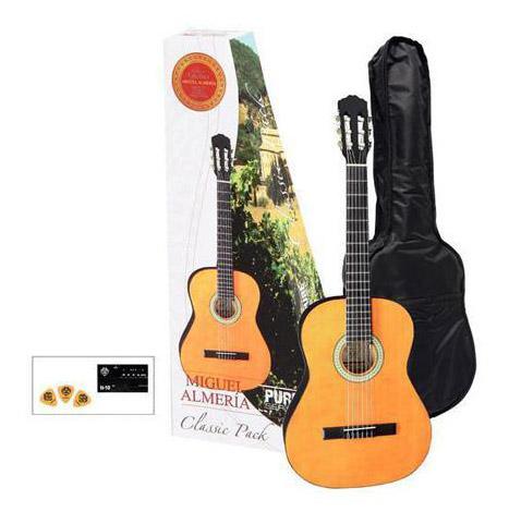 Klasična kitara za začetnika (set)