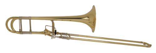 Tenor pozavna Bb/F Stradivarius 42AFG Bach