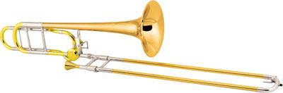 Tenor pozavna Bb/F C. G. Conn 88HCL Symphony