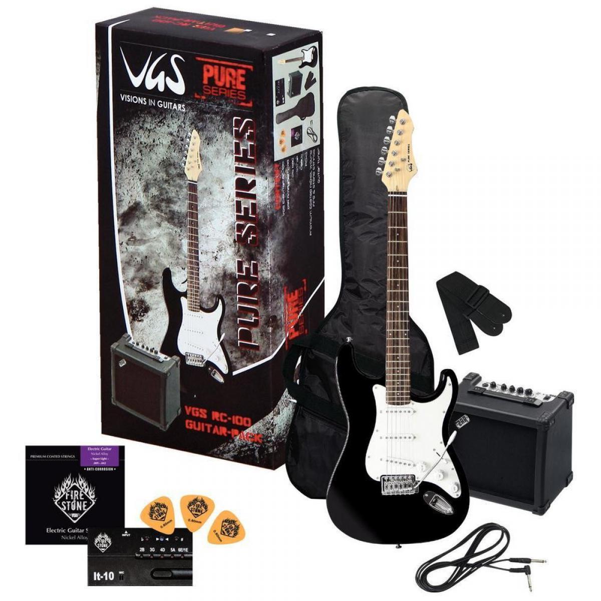 Kitarski set - Električna kitara VGS RC-100