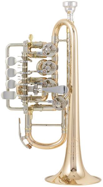 Pikolo trobenta Bb/A Scherzer 8111L
