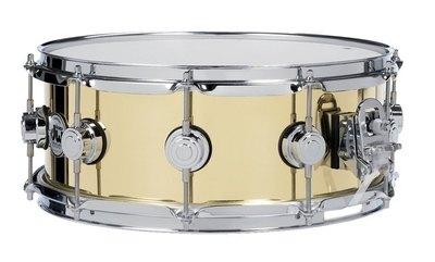 Mali boben Yellow brass Drum Workshop