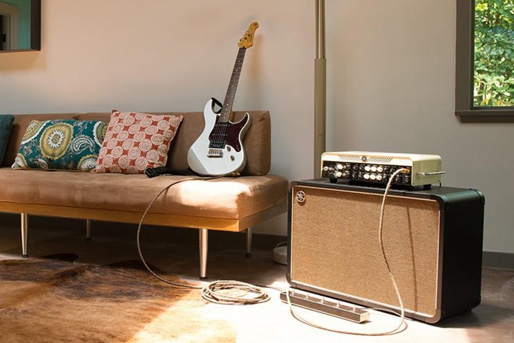 Prostor za vajo instrumenta