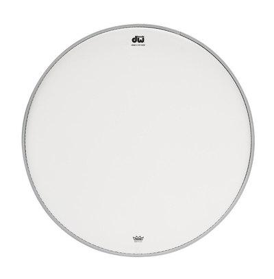 Opna za tom tom Double A White coated Drum Workshop