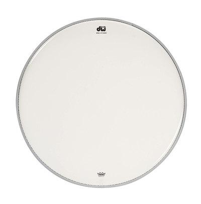 Opna za tom tom Double A White smooth Drum Workshop