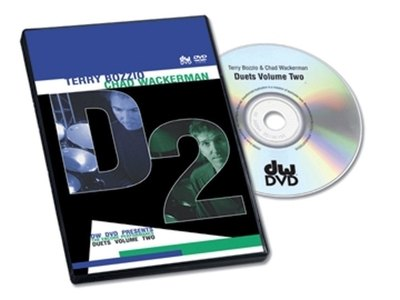 DVD Bozzio Wackerman Solo – Duets Drum Workshop