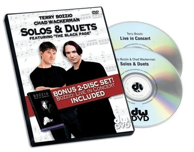DVD Bozzio Wackerman Duets Vol. 2 Drum Workshop