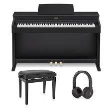 Klavirski set: električni klavir Celviano AP470 Casio s slušalkami in stolom