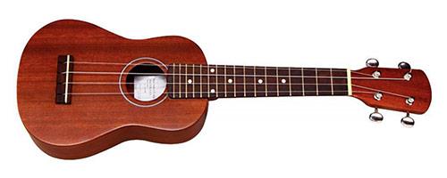 Sopranski ukulele Kilauea VGS