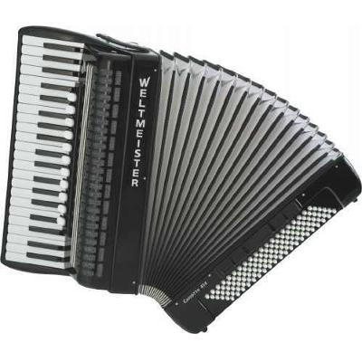 Harmonika Cassotto 414 41/120/IV/11/5 Weltmeister