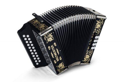 Harmonika Wiener 86w/405 27/8/II Weltmeister