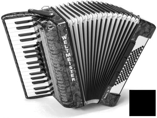 Harmonika Achat 34/72/III/5/3 Weltmeister
