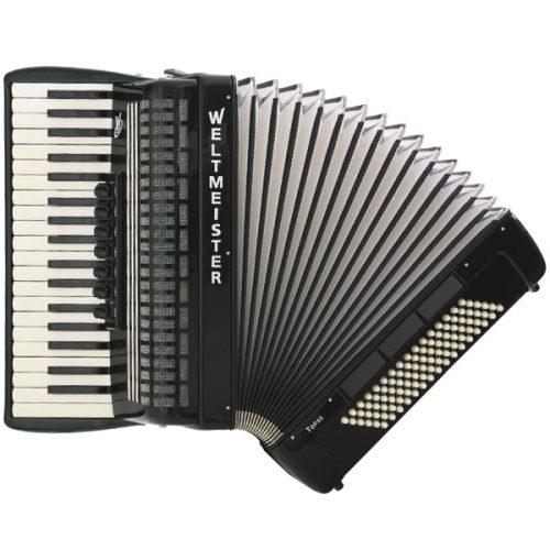 Harmonika Topas III 37/96/III/7/3 Weltmeister
