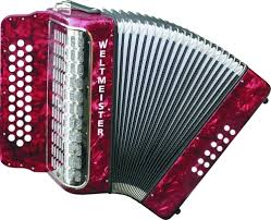 Harmonika Wiener 521 31/12/III Weltmeister