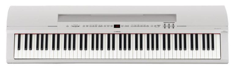 Električni klavir Yamaha P-255WH