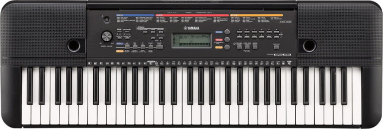 Električna klaviatura Yamaha PSR-E263