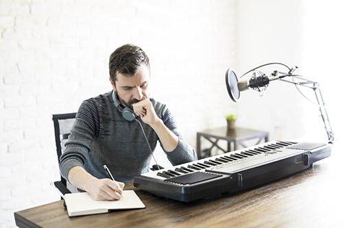Kako napisati skladbo