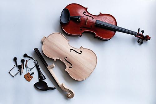 Violine iz lesa