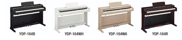 Digitalni klavir Yamaha Arius YDP-164
