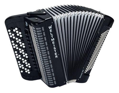 Kromatična harmonika