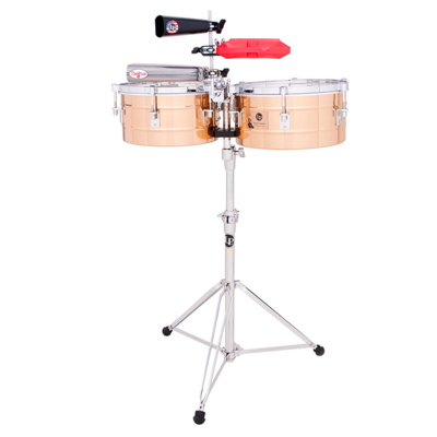Timbale Tito Puente Bronze Latin Percussion