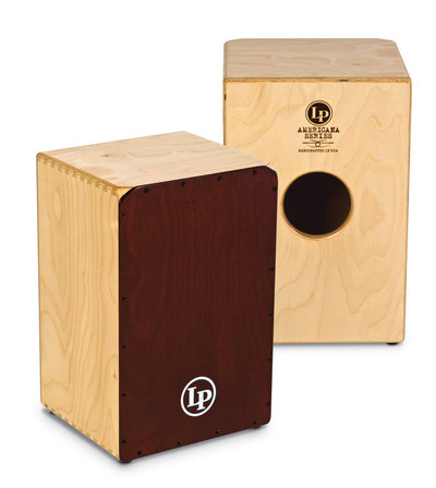 Cajon Americana Series Peruvian Latin Percussion
