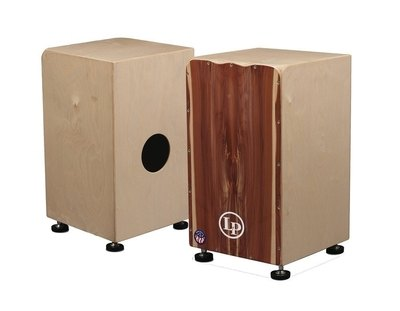 Cajon Americana Flamenco Exotic Cedar Wire Latin Percussion