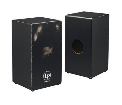 Cajon Black Box String Latin Percussion