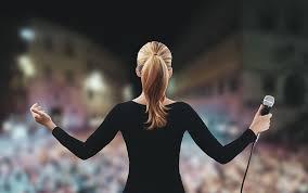 Samozavestno nastopanje na odru