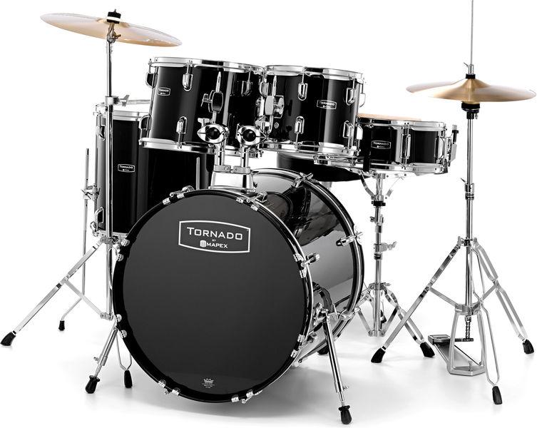Začetniški set bobnov