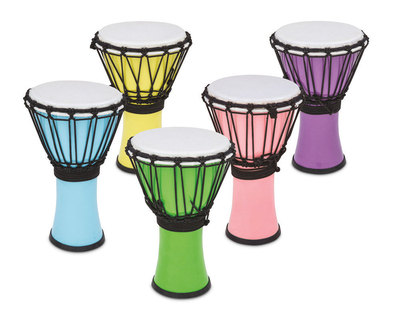 Djembe Freestyle Colorsound Pastel TOCA